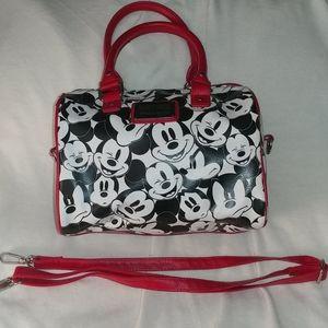 Rare Mickey Mouse Satchel